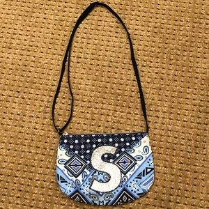 "Justice ""S"" Initial Bag For Girls"